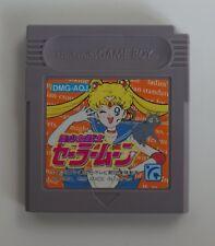 Game Boy Japanese : Bishoujo Senshi Sailor Moon  DMG-AQJ