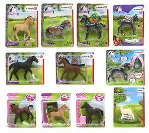 Schleich Fohlen Pferd Horse Club Magazin Zeitschriften Blister Ovp `s