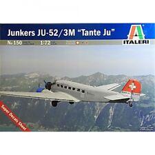 Italeri 1/72 Junkers ju52 Lufthansa/Swiss Air # 150