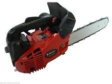 "25cc Arborist Petrol Chainsaw 12"" Bar Tree Pruner Pruning Chain Saw BONUS Tools"