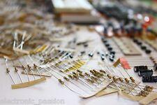 Rrp £ 200 wholesale lot de composants électroniques environ 2000 pcs de valeur stock