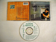 AARON NEVILL  The Grand Tour  CD Canada