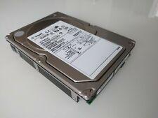 SEAGATE CHEETAH 10K.6 - ST373307LW - 73.4 GB / 10000 RPM / Ultra 320 SCSI 68 pin