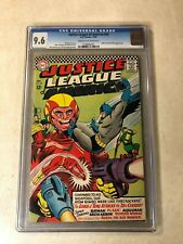 Justice League of America #50 CGC 9.6 NM+ BATMAN FLASH 1966 WONDER WOMAN Dc