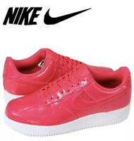 Nike Men's Air Force 1 '07 LV8 UV Shoe MC7 Siren Red/White AJ9505-600 Size 11.5