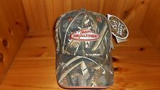 Team Realtree MAX 5 Camo Hunting Hat / Orange Logo Great Looking Cap - NEW!