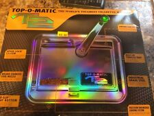 New Top-O-Matic Cigarette Rolling Machine T2MAC