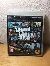 Grand Theft Auto Episodes from Liberty City (Ps3) PAL UK