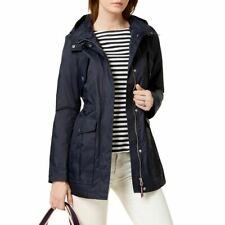 TOMMY HILFIGER Womens Hooded Lightweight Anorak...