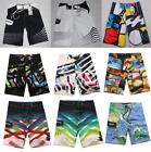 Men Quick-Dry Swim Beach Pants Boardshorts Surf Shorts Board Swimwear Size 30-38