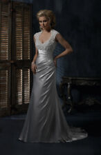Maggie Sottero Wedding Gown - Rosalyn J1321 - Ivory Size 8 - NWT