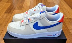 Nike Air Force 1 '07 LV8 Coconut Milk Men's Size 11.5 DM8314-100 Like Undefeated