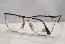 Lunettes Vintage Lacoste NOS 837 L256 Solaire Neuve Or Noir