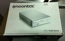 NOONTEC USB 2.0 External Storage System Model: U252X w/LG Super Multi DVD Drive