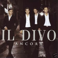 IL DIVO - ANCORA ~ POP/CLASSICAL CD ~ CELINE DION *NEW*
