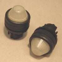 Moeller RMQ22 Leuchtmelder Vorsatz RL-WS Weiß  NEU