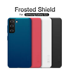 For Samsung Galaxy S21 S21+ Ultra Nillkin Frosted Shield Dust-proof Hard Case