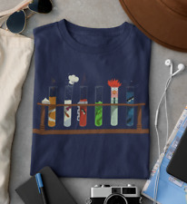 Muppet Science Short-Sleeve Unisex T-Shirt Chemistry Nerd Fun Art Science Shirt