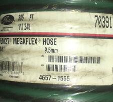 """Gates 6M2T Megaflex Hydraulic 3/8"""" 9.5mm Hose 385 Foot Reel 6M2Txreel 70391 4657"""