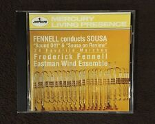 Mercury Living Presence : Fennell Conducts Sousa (CD, May-1992, Philips)