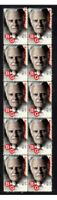 BILLY GRAHAM AMERICAN ICON STRIP OF 10 MINT VIGNETTE STAMPS 5