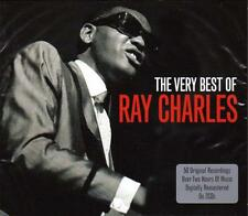 RAY CHARLES - THE VERY BEST OF (NEW SEALED 2CD)