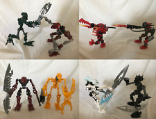 LEGO Hero Factory Bionicle Custom MOC Starter Kit With Two Figures Large Lots