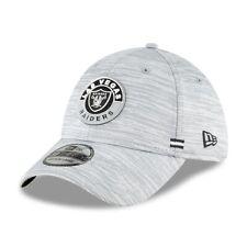 2020 Las Vegas Raiders New Era 39THIRTY NFL Sideline On Field Cap Hat Stretch