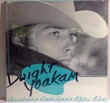 DWIGHT YOAKAM Guitars, Cadillacs, Etc. Etc. OAK label VINYL E.P. OR2356 SEALED
