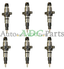 6PCS Injectors Set for Cummins Dodge Ram 2500 3500 03-04.5 2003-2004.5 5.9 305HP