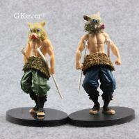 Demon Slayer Kimetsu no Yaiba Toys Hashibira Inosuke PVC Action Figure Model Toy