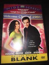 Grosse Pointe Blank Dvd Widescreen Region 1 Dark Comedy John Cusack