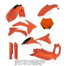 KIT PLASTICHE ACERBIS FULL KTM SX 125 144 150 250 2012 ARANCIO 0015702.010