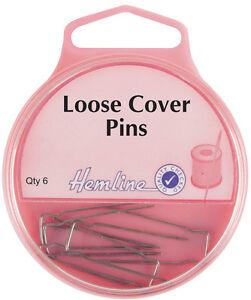 Hemline Loose Cover Pins