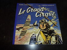 Mathelot / Clostermann - Le grand cirque (Biggles) - Miklo