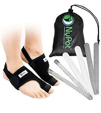 NYPOT Premium Bunion Corrector - Bunion Relief Big Toe Support, Orthopedic
