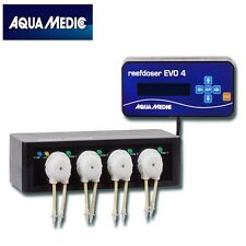 Aqua Medic reefdoser EVO 4 - 4 canaux pompe doseuse