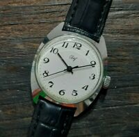 Rare watch, Svet USSR mechanical wrist watch,Raketa 2609.HA watch soviet,vintage