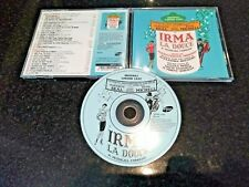 IRMA LA DOUCE ORIGINAL LONDON CAST CD (ELIZABETH SEAL, KEITH MICHELL)