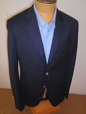 Polo Ralph Lauren Polo Golf Navy Wool Clubhouse Blazer Sport Coat NWT 42R $595