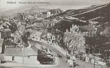 Dorset: Portland, Fortunes Well and General View - B/W - Unposted c.1910