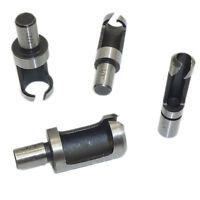 4pcs Wood Plug Cutter Set Woodworking Drill Barrel Type Tenon Dowel Cutting Tool