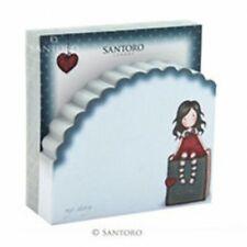 SANTORO GORJUSS MY STORY LAYERED MEMO  PAD WITH 100 SHEETS  - NEW 674GJ03