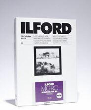 """Ilford Multigrade Rc Deluxe Pearl Black White Film Photo Paper 5x7"""" 25 Sheets"""