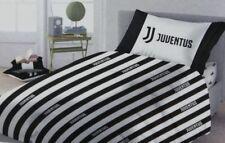 Completo lenzuola  F.C Juventus ufficiale per letto matrimoniale. B305