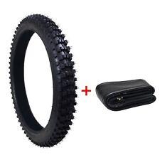 80/100-21 Tyre Tire + Tube Motocross Dirt Motorbike Trail Bike Enduro Off road