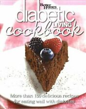 Better Homes and Gardens Diabetic Living Cookbook: