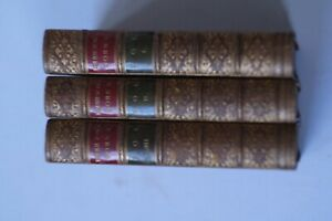 Emerson's Works Volumes 1,2 and 3 , 1883,George Bell and Sons. VGC