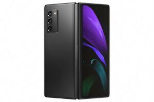New Open Box Samsung Galaxy Z Fold2 5G SM-F916U - 256GB - Mystic Black Verizon