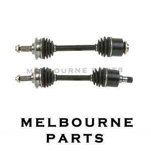 2 NEW CV JOINT DRIVE SHAFT MAZDA 6 GG GY 2.3L 2002- (Pair)1